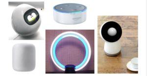 speakers en robots gaan de communicatie vn de toekomst beinvloeden