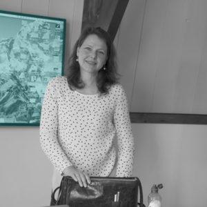 Caroline Roepman geeft de workshop bloggen op 9 juli