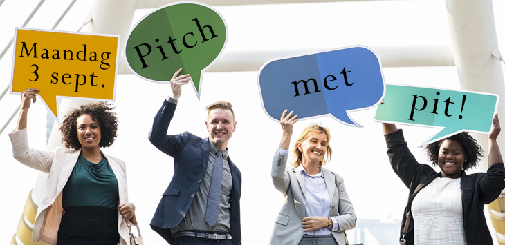 matsterclass pitchen met Jan Boon op 3 september